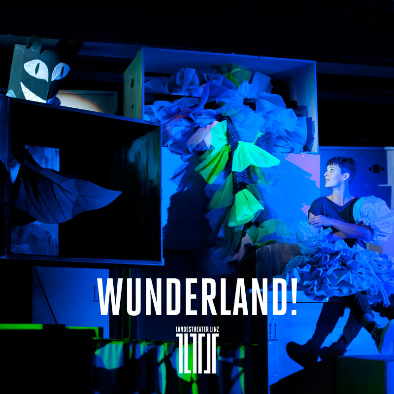 Wunderland in Theater Linz