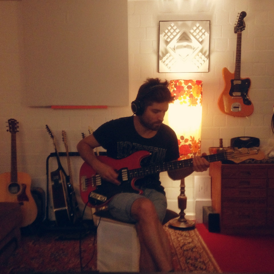 Collaboration with Niko Malabar