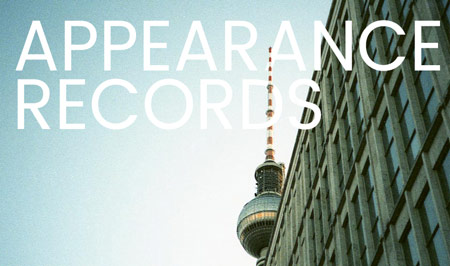 Appearance Records distributes Raphael Tschernuth's music