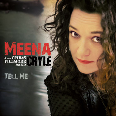 "Album ""Tell me"" by Meena Cryle"