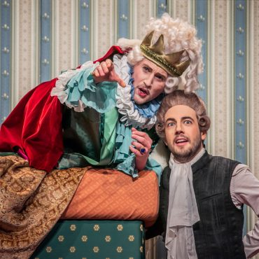 """Music for theater play """"Der Gestiefelte Kater"""""""