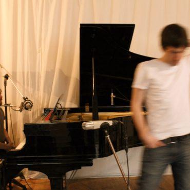 EAR recording with Raphael Tschernuth