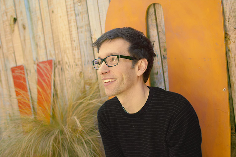 Raphael Tschernuth music composer and producer, Berlin